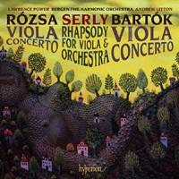 Rózsa & Bartók: Viola Concertos