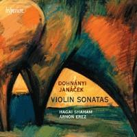 Dohnányi & Janácek - Violin Sonatas