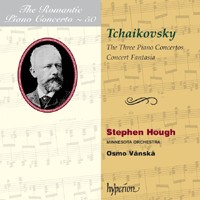 The Romantic Piano Concerto 50 – Tchaikovsky
