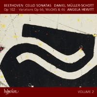 Beethoven - Cello Sonatas Volume 2