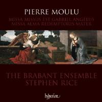 Moulu - Missa Alma redemptoris & Missus est Gabriel