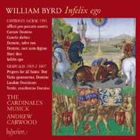 Byrd Edition Volume 13 - Infelix ego