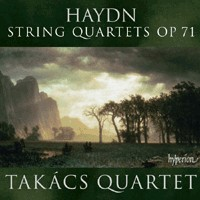 Haydn: String Quartets, Op. 71