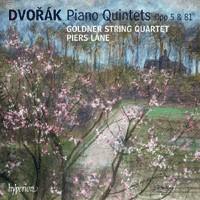 Dvorak - Piano Quintets Nos. 1 & 2