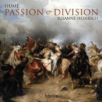Tobias Hume - Passion & Division