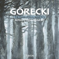 Górecki: The 3 String Quartets