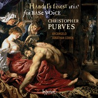 Handel: Finest Arias for Base Voice