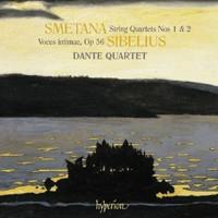 Smetana & Sibelius: String Quartets