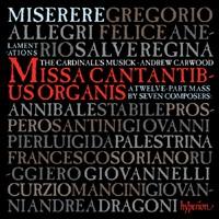 Allegri: Miserere & the music of Rome