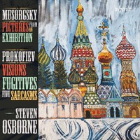 Musorgsky & Prokofiev: Pictures, Sarcasms & Visions