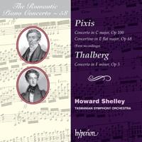 The Romantic Piano Concerto 58 - Pixis & Thalberg