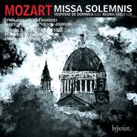 Mozart: Missa solemnis & other works