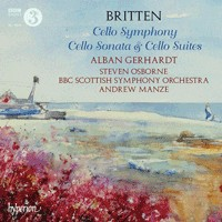 Britten: Cello Symphony, Cello Sonata & Cello Suites