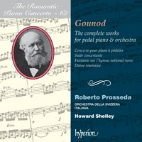 The Romantic Piano Concerto 62 - Gounod