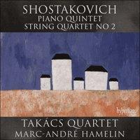 Shostakovich: Piano Quintet & String Quartet No. 2