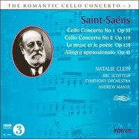 The Romantic Cello Concerto, Vol. 5: Saint-Saëns