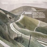 Bridge: Phantasy Piano Quartet & Sonatas