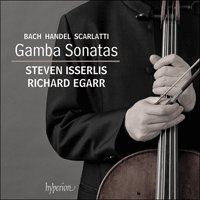 JS Bach, Handel & Scarlatti: Gamba Sonatas