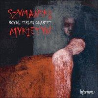 Szymański & Mykietyn: Music for string quartet