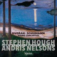 Dvorak & Schumann: Piano Concertos