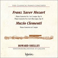 The Classical Piano Concerto 3: F X Mozart & Clementi