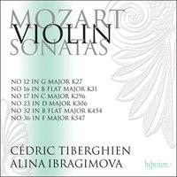 Mozart: Violin Sonatas Volume 3