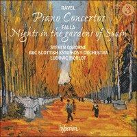 Ravel: Piano Concertos & Falla: Nights in the gardens of Spain
