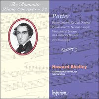 The Romantic Piano Concerto 72 - Cipriani Potter