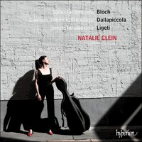 Bloch, Ligeti & Dallapiccola: Suites for solo cello