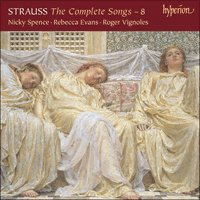 Richard Strauss: The Complete Songs 8