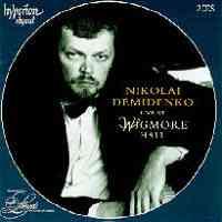 Nikolai Demidenko - Live at Wigmore Hall