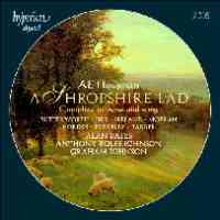 A E Housman - A Shropshire Lad