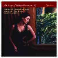 The Songs of Robert Schumann - Volume 10