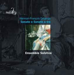 Delange: Sonate e Sonate a Tre