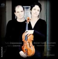 Zimmermann & Gerstein: Sonatas for Viola & Piano Vol. 1