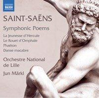 Saint-Saëns : Symphonies (sauf la 3°) et musique d'orchestre Naxos8573745