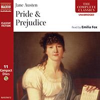 Jane Austen: Pride and Prejudice (unabridged)