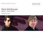 Wohlhauser: Manía - Piano Works