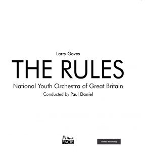 Goves: The Rules