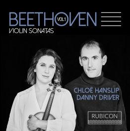 Beethoven: Violin Sonatas Vol. 1