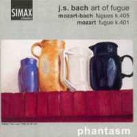 Bach, J S: The Art of Fugue, BWV1080, etc.