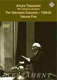 Arturo Toscanini - The Television Concerts (1948-52)