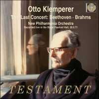 Otto Klemperer - The Last Concert