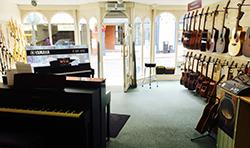 Presto Music interior