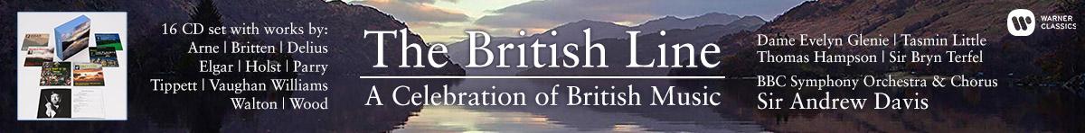 The British Line: A Celebration of British Music