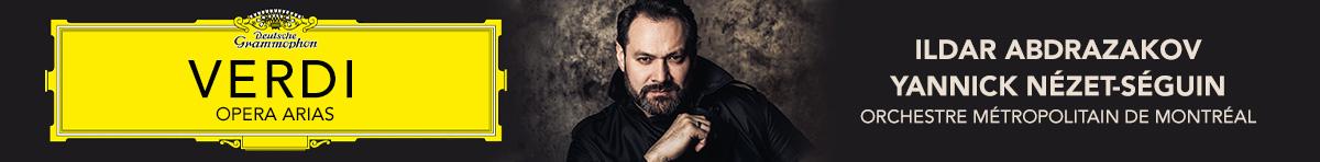 Ildar Abdrazakov - Verdi