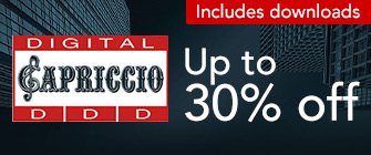 Capriccio - up to 30% off