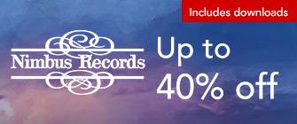 Nimbus - up to 40% off