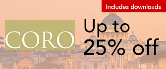 Coro - up to 25% off