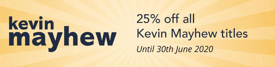 Kevin Mayhew - 25% off